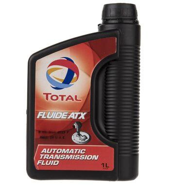 روغن دنده خودرو توتال مدل Fluide ATX یک لیتری