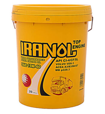 ایرانول Top Engine(20لیتری)